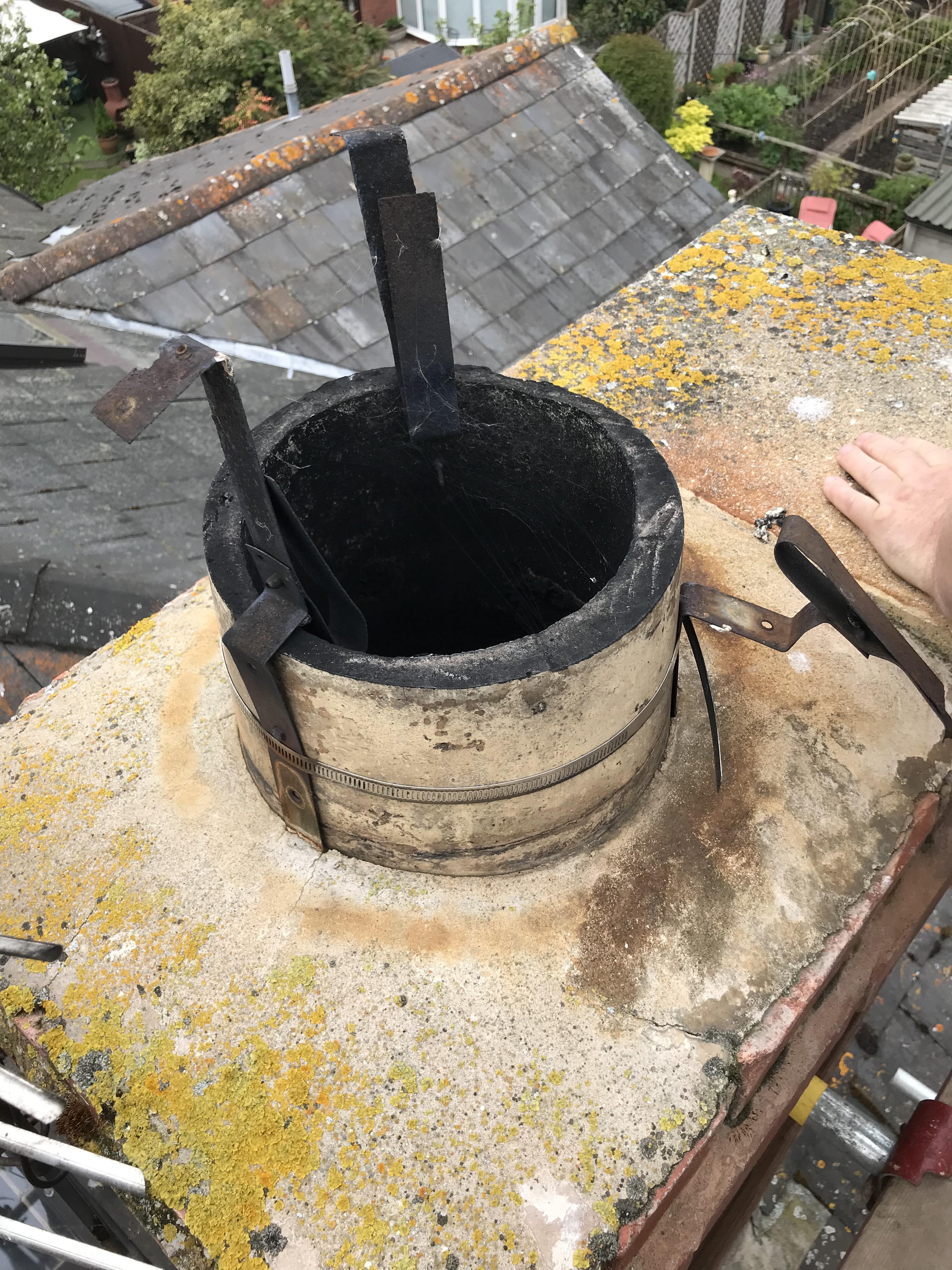 Cap-removal