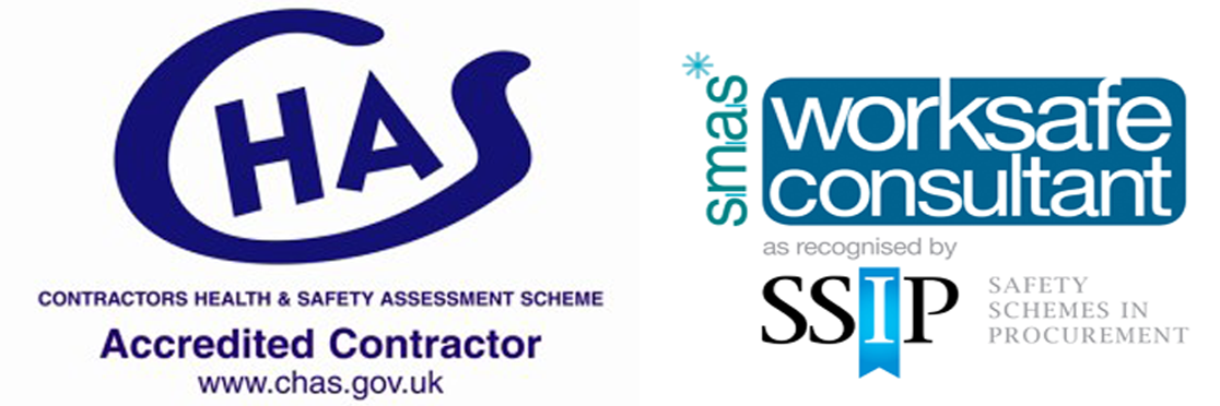 Chas, Sams and Safe Contractor Accredidation