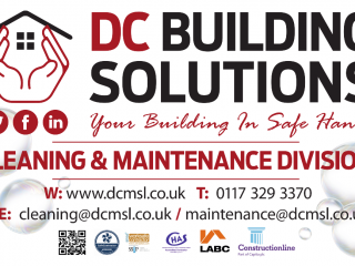 DC Building Solutions Ltd – Cleaning Division